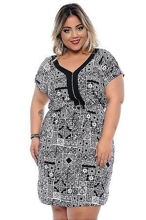 Vestido Plus Size Melane