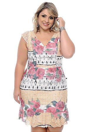 Vestido Plus Size Sakura