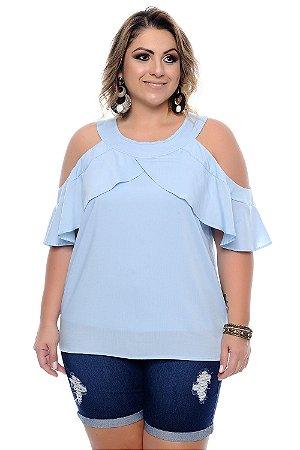 Blusa Plus Size Vivianne