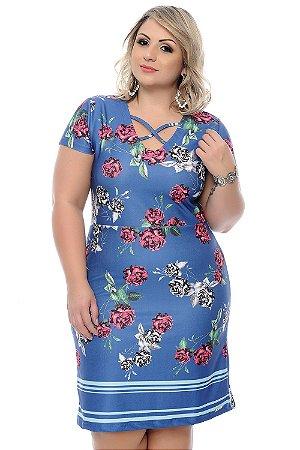 Vestido Plus Size Evany