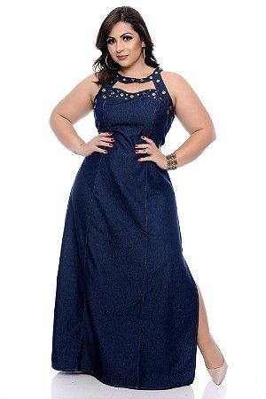 4551286e71 Vestido Plus Size Solimara