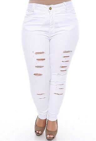 Calça Jeans Plus Size Giselle