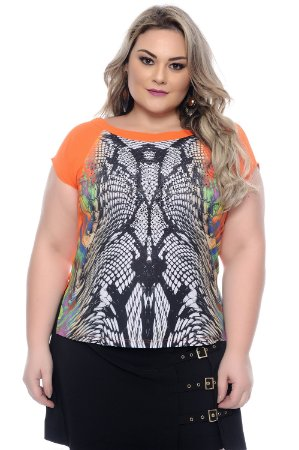 Blusa Plus Size Marry