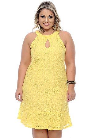 Vestido Plus Size Clelia
