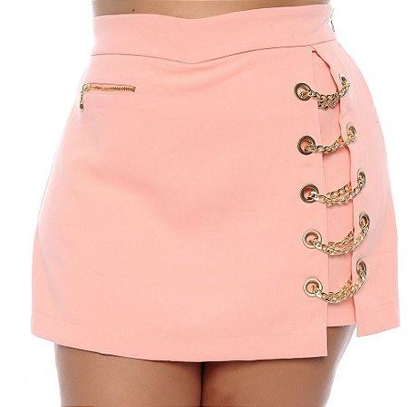 Shorts Saia Plus Size Walkiria