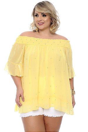 Blusa Plus Size Pocema
