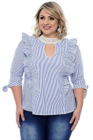 Blusa Plus Size Patrice