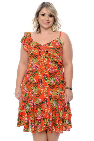 Vestido Plus Size Janna