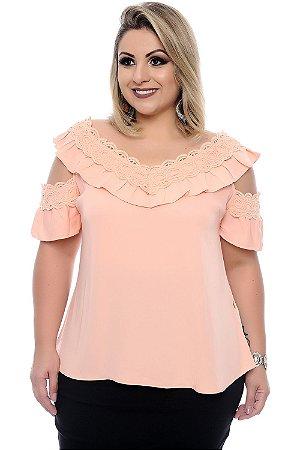 Blusa Plus Size Elize