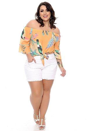 Shorts Plus Size Taluana
