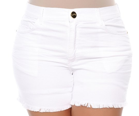 Shorts Plus Size Taluana