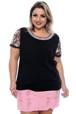 Blusa Plus Size Juliene