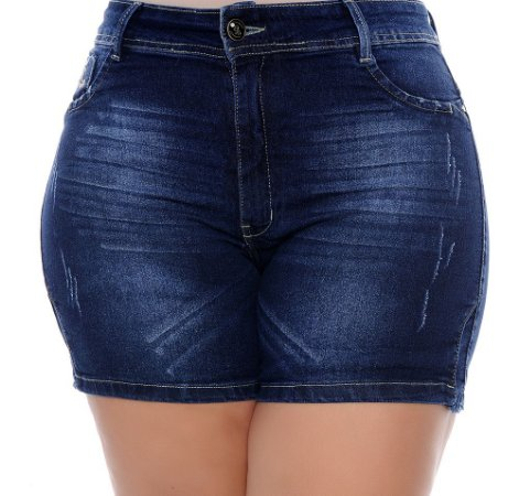 Shorts Plus Size Jeans Dhebye