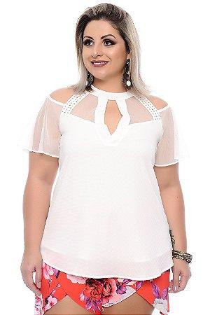 Blusa Plus Size Neliel