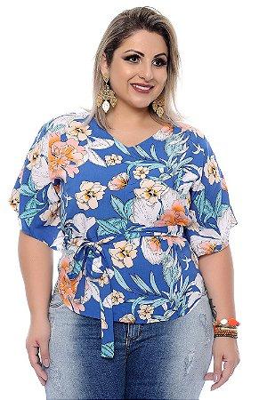 Blusa Plus Size Florina