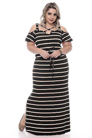 Vestido Plus Size Deisy