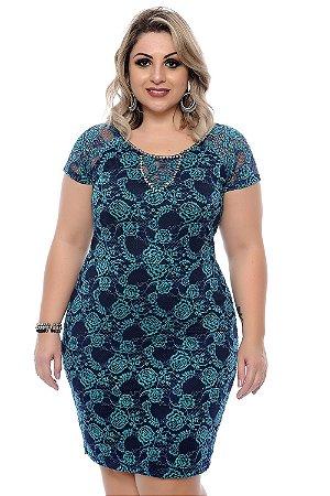 Vestido Plus Size Lee