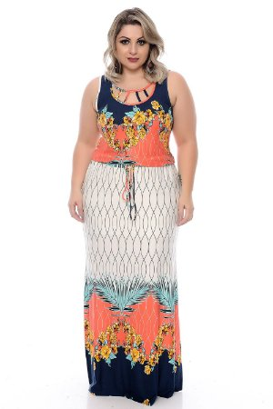 Vestido Plus Size Miss