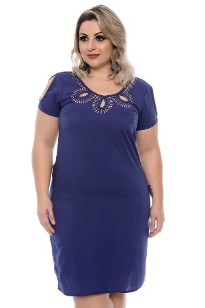 Vestido Plus Size Farah