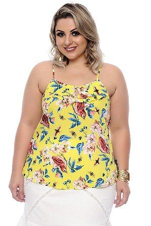Blusa Plus Size Endy