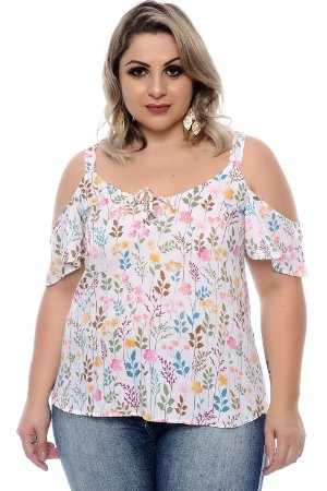 Blusa Plus Size Tanny