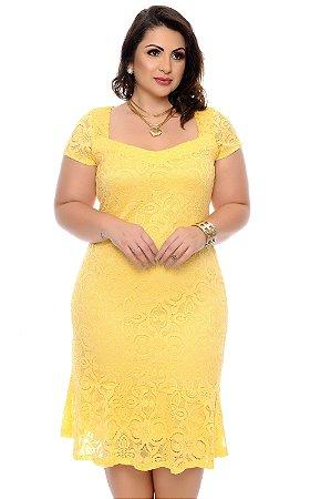 Vestido Plus Size Welana
