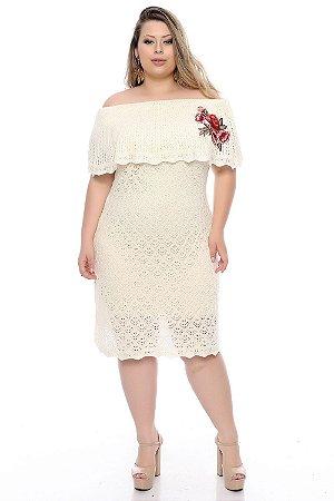 Vestido Plus Size Odara