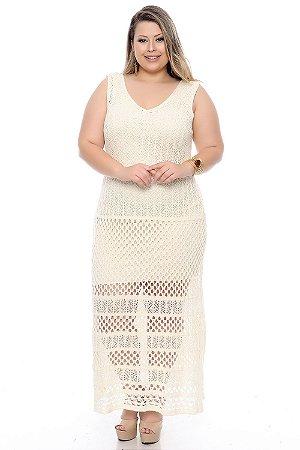 Vestido Plus Size Vanessa