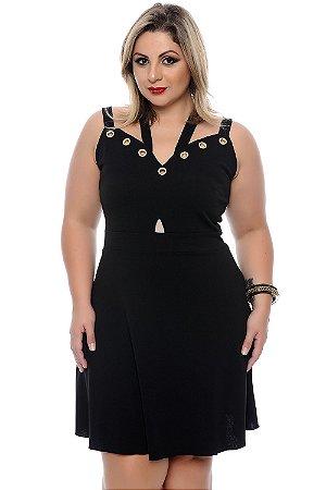 Vestido Plus Size Zora