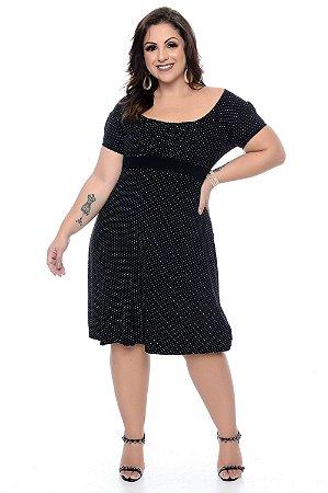 Vestido Plus Size Alessa