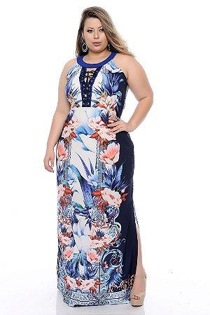 Vestido Plus Size Sibyl