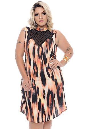 Vestido Plus Size Adina