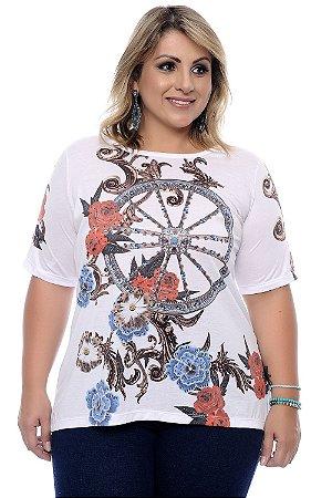 T-shirt Plus Size Libby