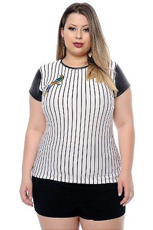 Blusa Plus Size Gal