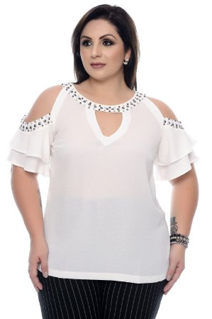 Blusa Plus Size Kimberly