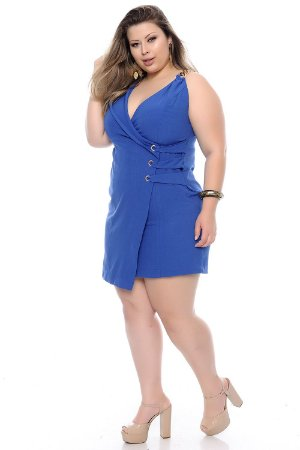 Vestido Plus Size Mélia