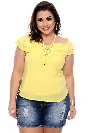Blusa Plus Size Cris
