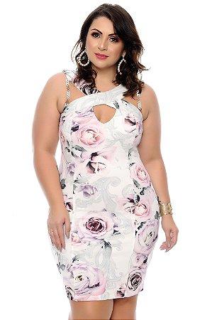 Vestido Plus Size Agenora