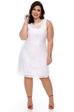 Vestido Plus Size Adna