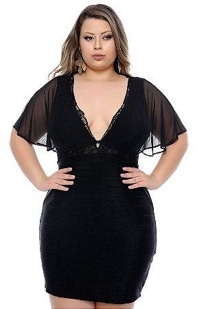 Vestido Plus Size Pallas
