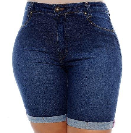 Bermuda Jeans Plus Size Hazel