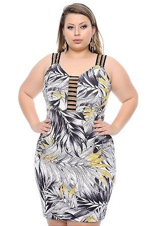 Vestido Plus Size Quimera