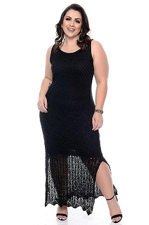 Vestido Plus Size Zanora