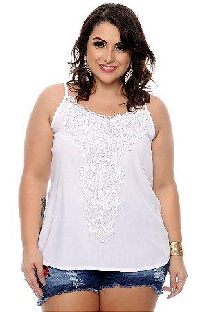 Blusa Plus Size Nereza