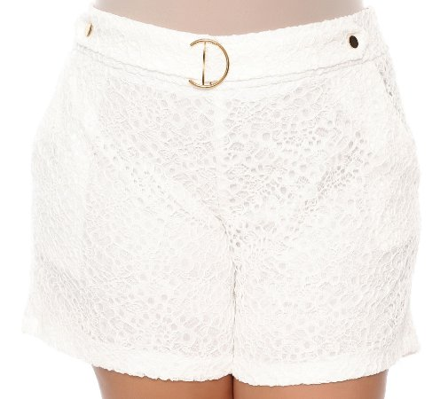 Shorts Plus Size Yamilet