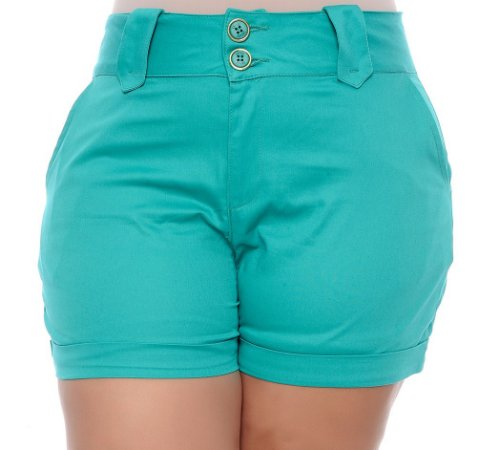 Shorts Plus Size Geane