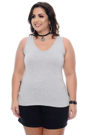 Regata Plus Size Lecina