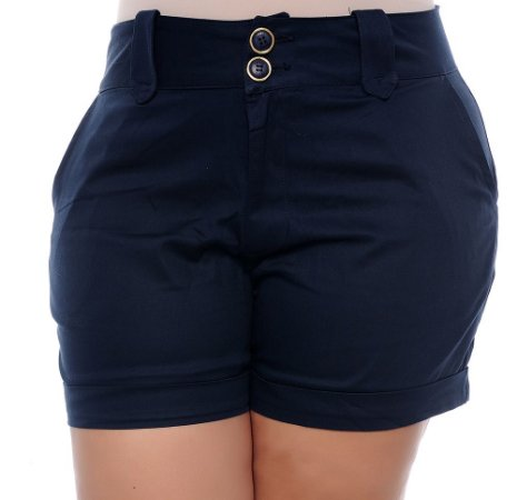 Shorts Plus Size Olive