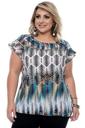 Blusa Plus Size Melody