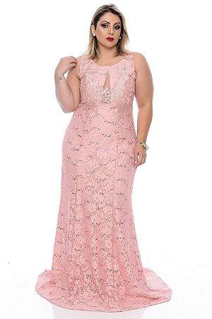 Vestido Plus Size Joanne